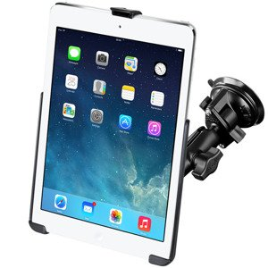 RAM Mount Uchwyt montowany do szyby do Apple iPad Air & Apple iPad Air 2 bez futerału