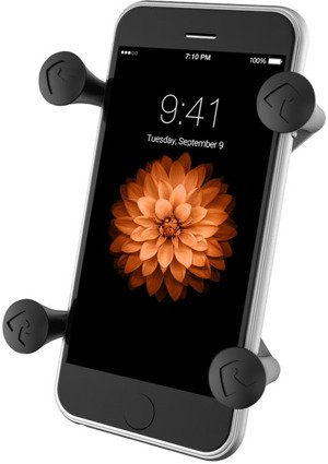 Uchwyt X-Grip™ z 1 calową głowicą obrotową do Apple iPhone 8