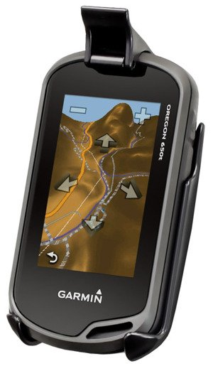 Uchwyt do Garmin Oregon 6600, 650, 700, 750, 750T